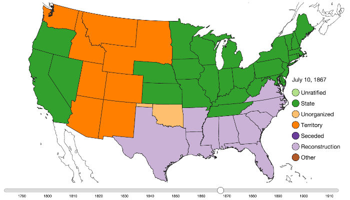 Historical Boundaries of the U.S. thumbnail